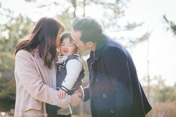watanabe family | 家族写真(ファミリーフォト)