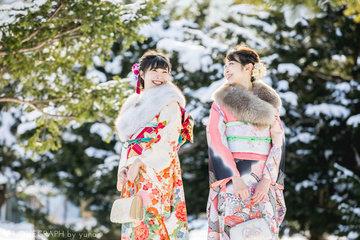 Naho&Coco Sisters | 家族写真(ファミリーフォト)
