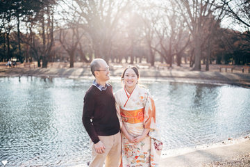 Li Hui | 家族写真(ファミリーフォト)
