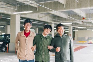Ryohei × Enoccky × Yuiman | フレンドフォト(友達)