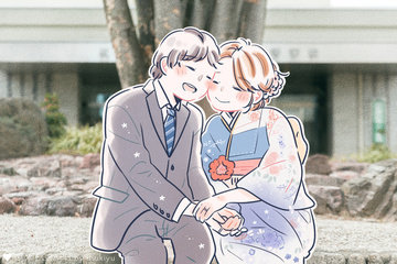 Daichi&Mahoko   カップルフォト