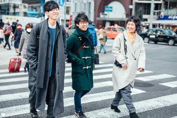 Ryota × Hideyasu × Maki | フレンドフォト(友達)