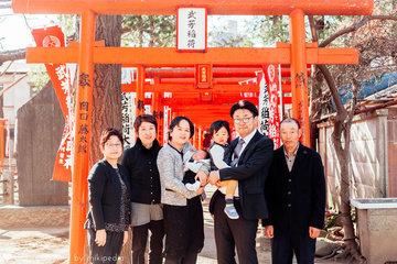 SHU Family | 家族写真(ファミリーフォト)
