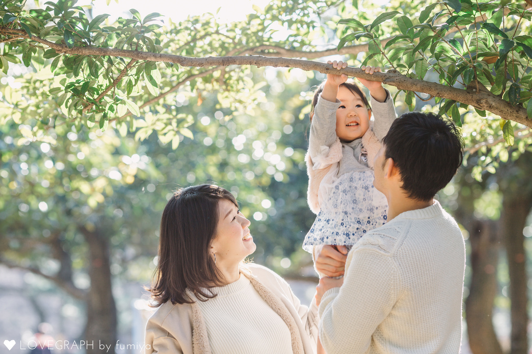 Eri Family | 家族写真(ファミリーフォト)