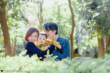 Minato family  | 家族写真(ファミリーフォト)