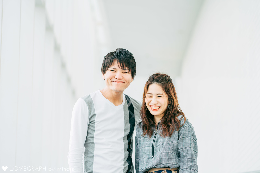 Shin×Naho | カップルフォト