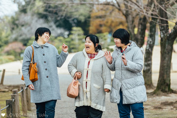 Minako × Junko × Satoko | フレンドフォト(友達)