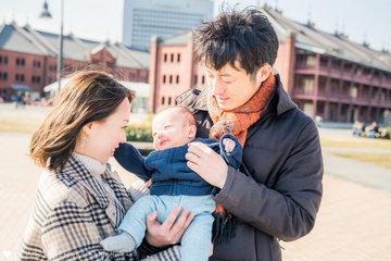 Oobuchi family | 家族写真(ファミリーフォト)