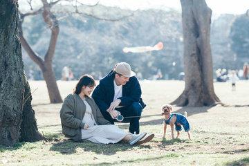 Akimoto Family   家族写真(ファミリーフォト)
