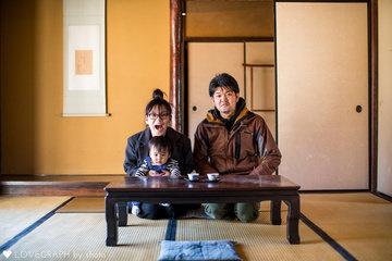 渡辺家   家族写真(ファミリーフォト)