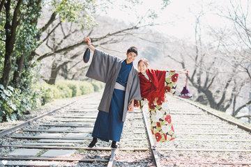 Ken × Mana | 夫婦フォト