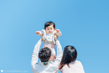 udagawa family | 家族写真(ファミリーフォト)