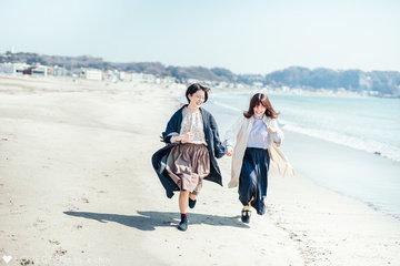 Chiho × Kino | フレンドフォト(友達)