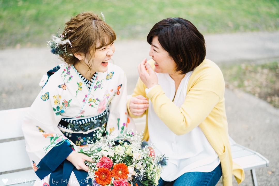 Itsuki&mother   家族写真(ファミリーフォト)