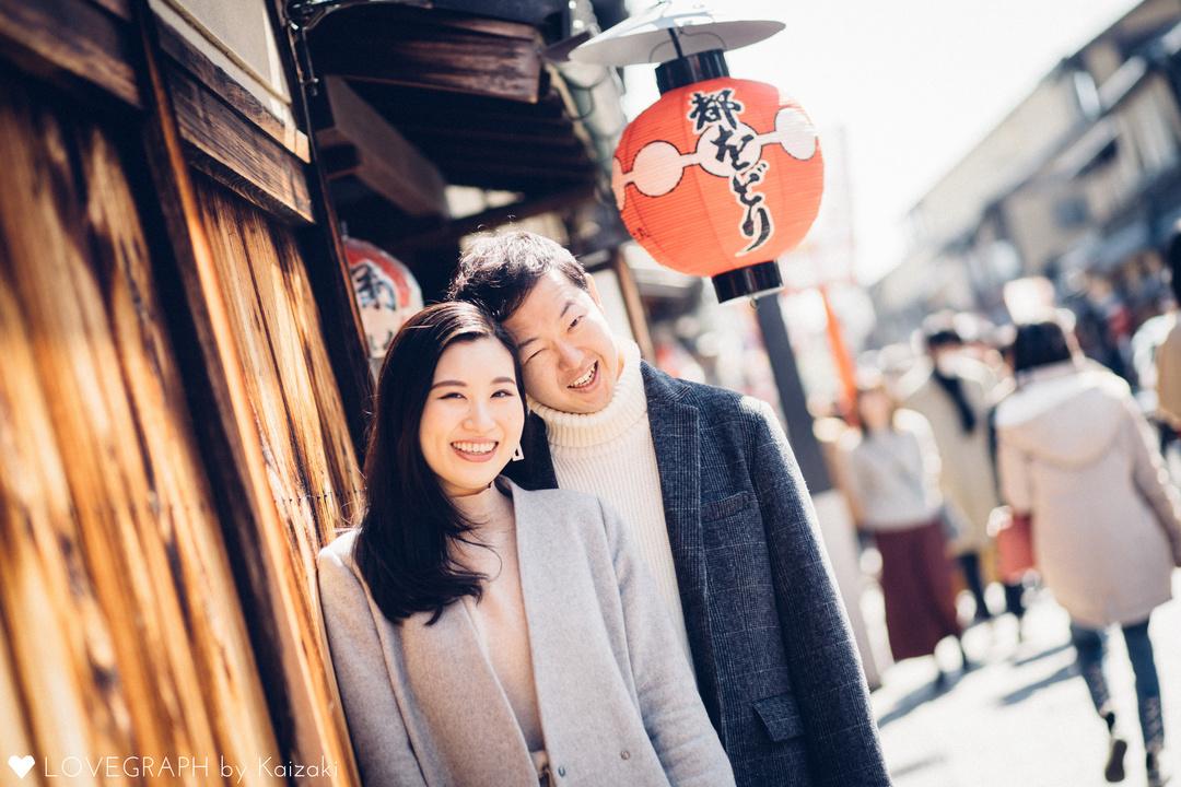 Kenichi&Rio   夫婦フォト