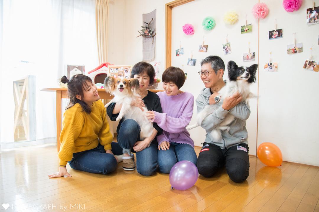 Inada family | 家族写真(ファミリーフォト)
