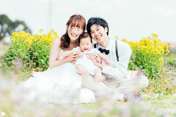 Uematsu Family | カップルフォト