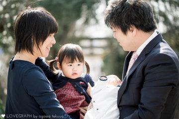 Fujii Family   家族写真(ファミリーフォト)