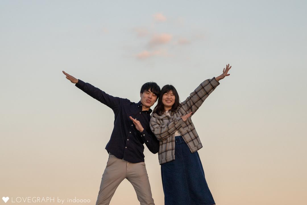 Hijiri×Nao   カップルフォト