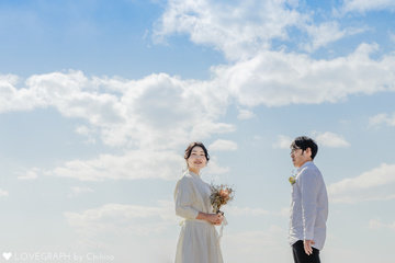 Hiroshi & Haruka | 夫婦フォト