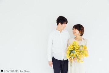 JUNYA × NANAKO | 夫婦フォト