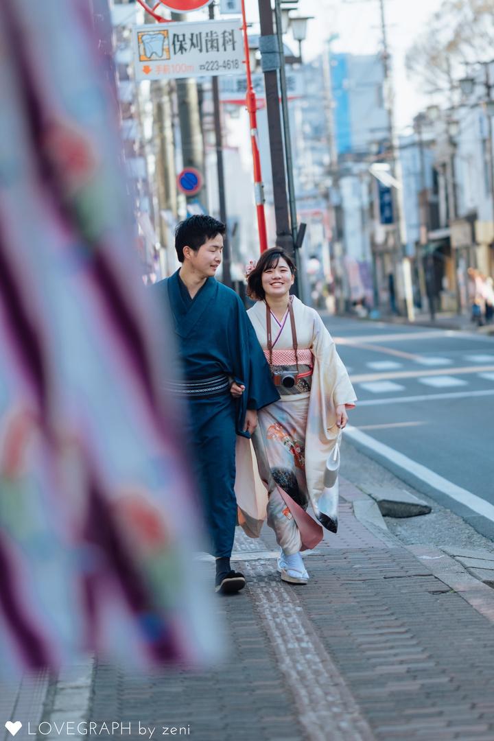Jukiya×Chika | カップルフォト