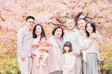 Family Trip | 家族写真(ファミリーフォト)