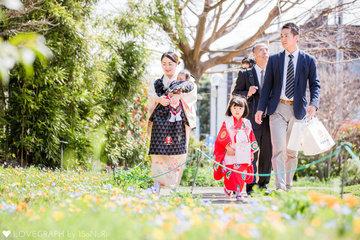 Tomura Family | 家族写真(ファミリーフォト)