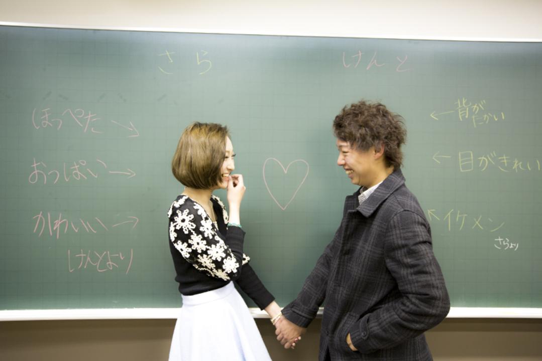 Kento ×  Sara | カップルフォト
