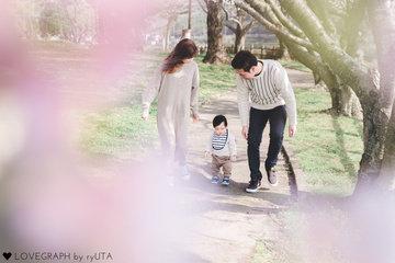 Tao 1st birthday *. | 家族写真(ファミリーフォト)