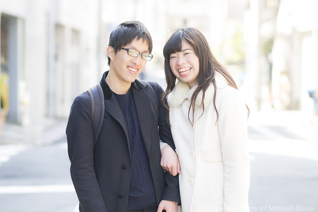 Mikio × Maaya | カップルフォト