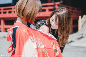 Nakamura Family   家族写真(ファミリーフォト)