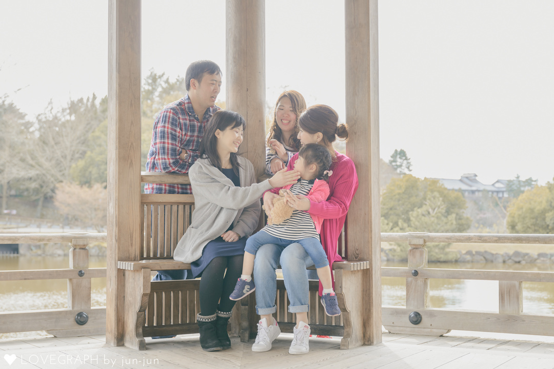 Fujioka familly   家族写真(ファミリーフォト)