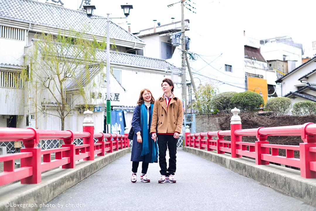 Shintaro × Lei | カップルフォト