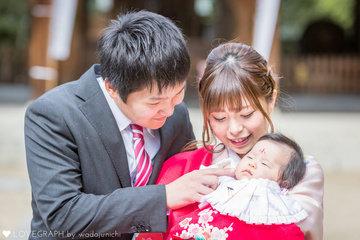 Yuna omiyamairi | 家族写真(ファミリーフォト)