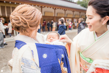 Family Yamagiwa | 家族写真(ファミリーフォト)