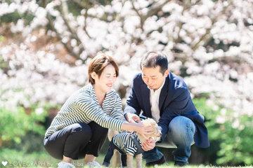 CHIRO family | 夫婦フォト