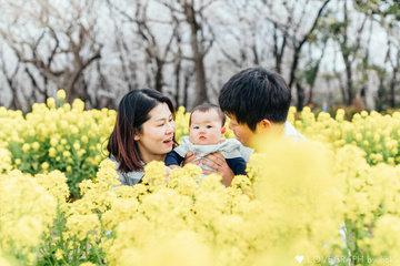 TKG Family | 家族写真(ファミリーフォト)