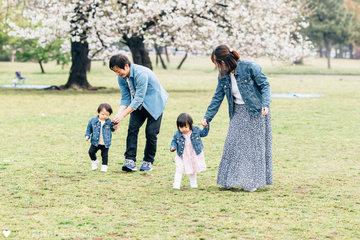 Tanabe Family | 家族写真(ファミリーフォト)