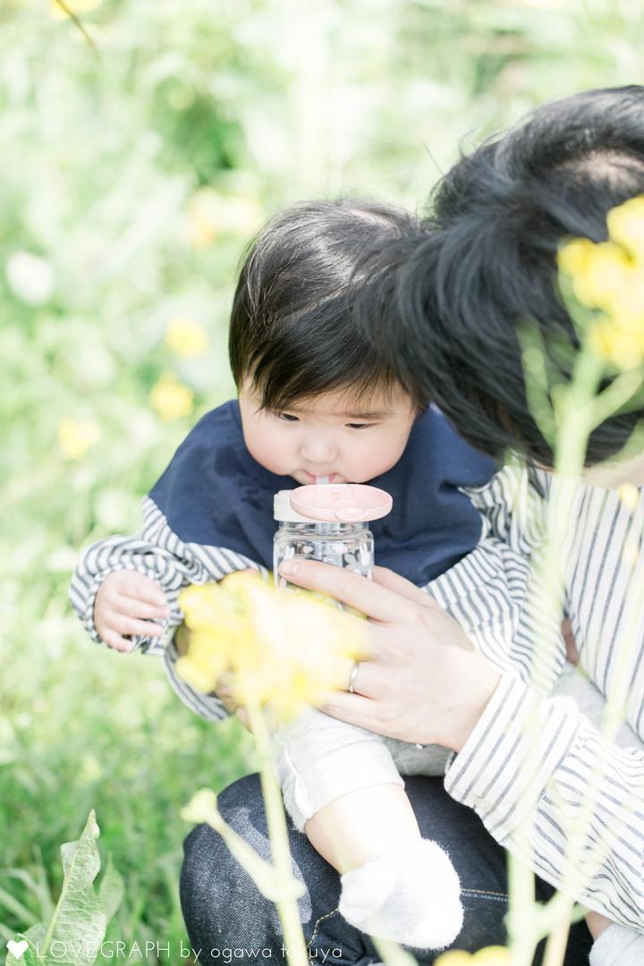 Maruyama Family  Sakura Season   家族写真(ファミリーフォト)