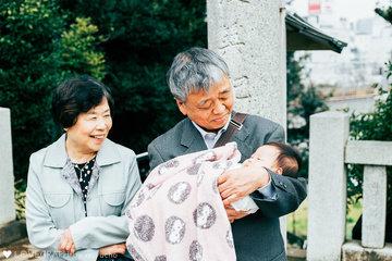 mio family   家族写真(ファミリーフォト)