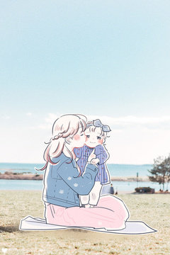 shizuka nagisa   家族写真(ファミリーフォト)