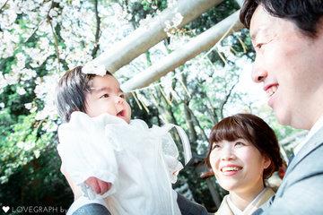 Kenji Family | 家族写真(ファミリーフォト)