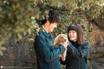 Hayashi Family | 夫婦フォト