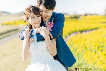 Takahiro×Mai | 夫婦フォト