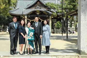 Rinnosuke family  | 家族写真(ファミリーフォト)
