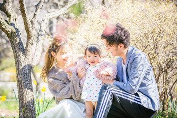 IROHA Family | 家族写真(ファミリーフォト)