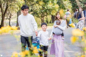 Ori Family | 家族写真(ファミリーフォト)