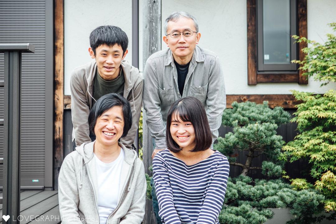 Ishibashi Family   家族写真(ファミリーフォト)