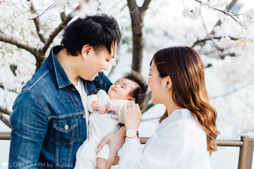 shibuya family | 家族写真(ファミリーフォト)